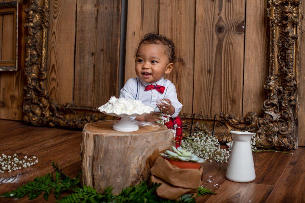 detske narodeninove fotenie, tematicke foto