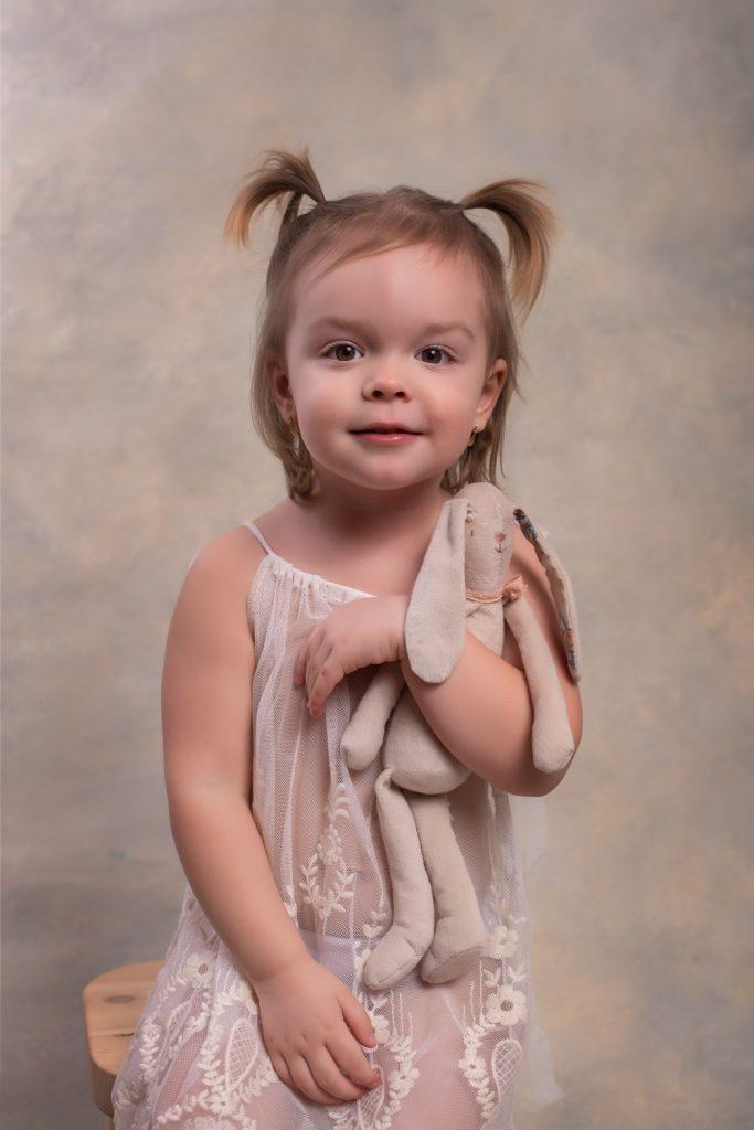 detský portrét, dievcensky portret, studio zilina