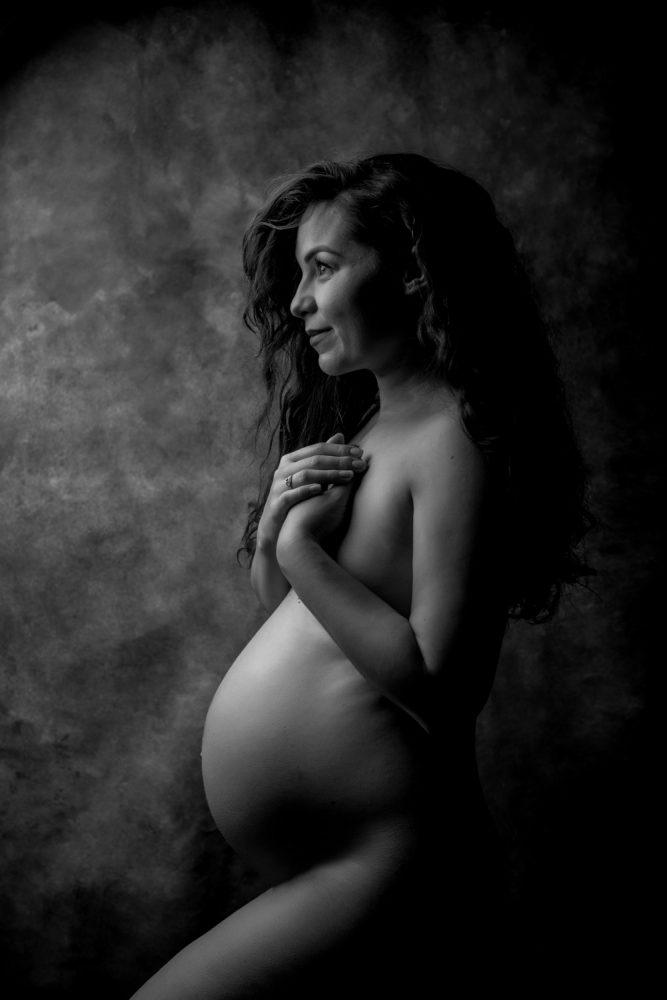 tehotenské fotenie, art, nude, portrét, zilina,