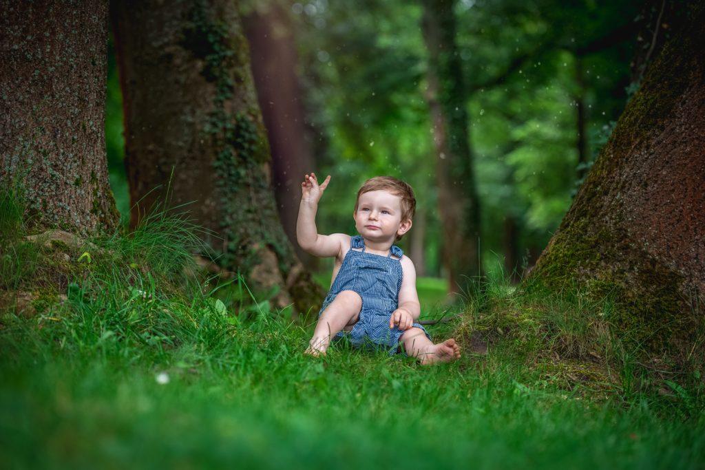 chlapec, fotograf detí