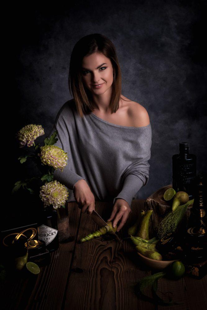 kreativny portret, biznis foto, jedinecny brand
